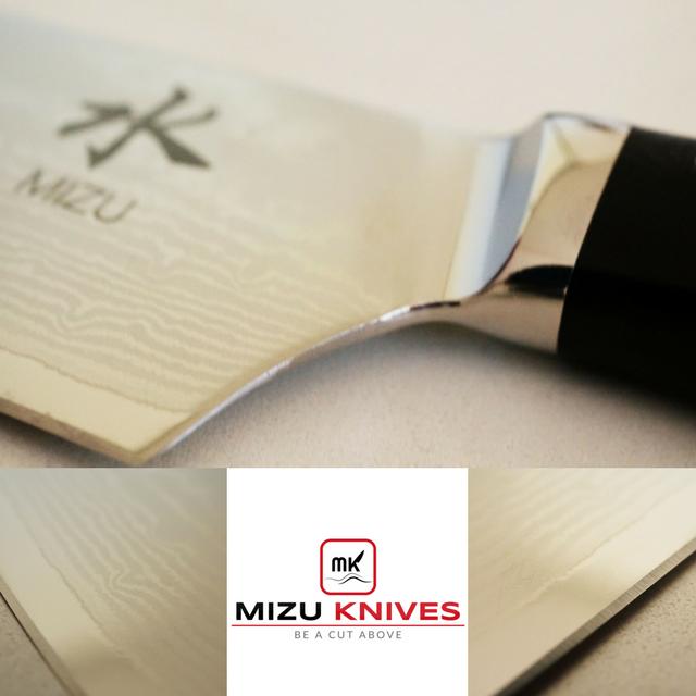 Mizu Chef S Knife Be A Cut Above By Mizu Knives Kickstarter