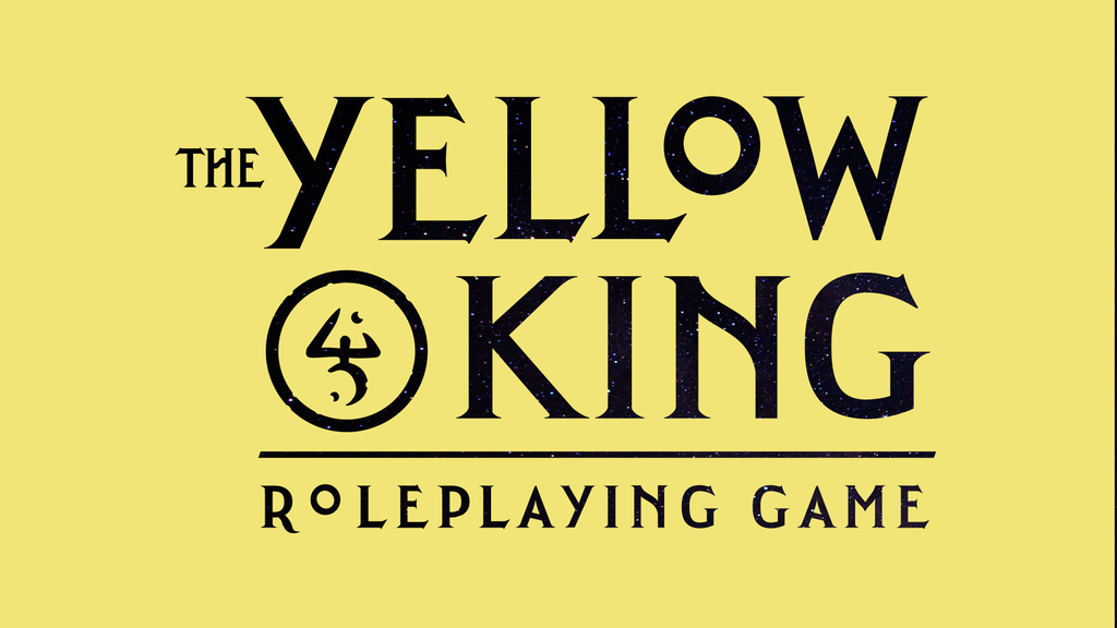 The Yellow King Roleplaying Game from Robin D. Laws project video thumbnail