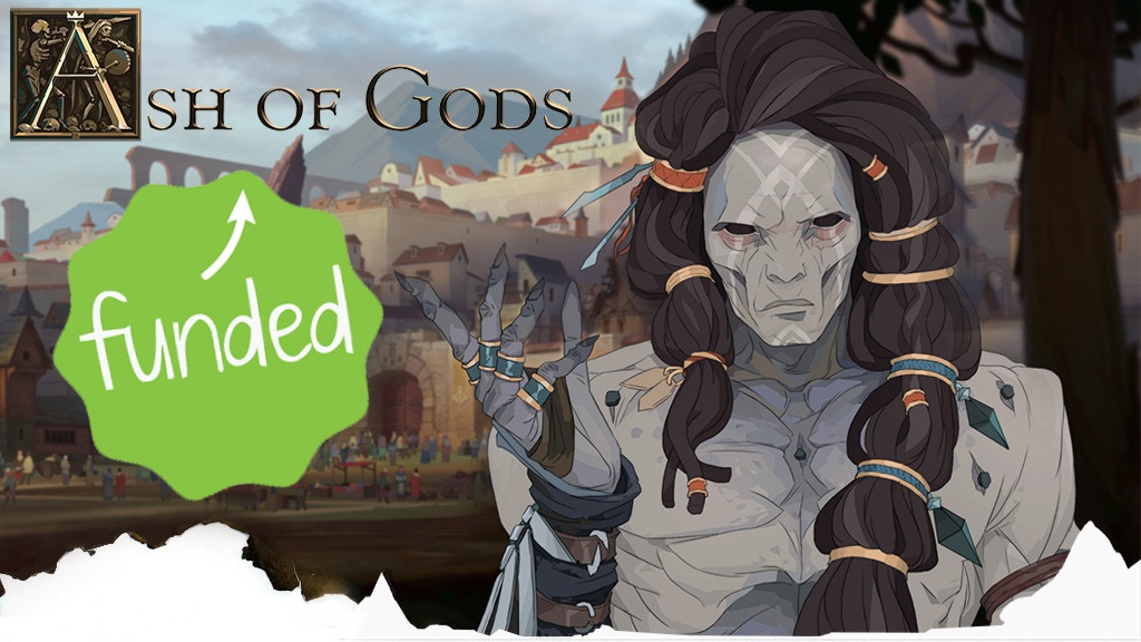 Ash of Gods project video thumbnail