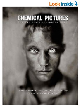Chemical Pictures: Making Ambrotypes & Tintypes - part of the rewards!