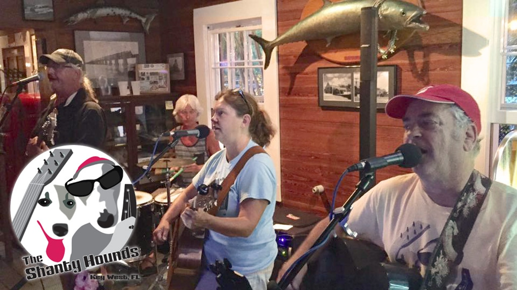 The Shanty Hounds, Key West, FL LIVE CD project video thumbnail