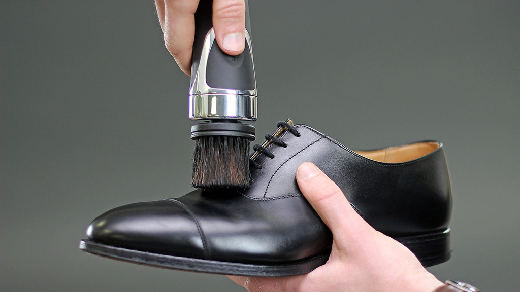 Equerry - The World's Premier Shoe Shiner project video thumbnail