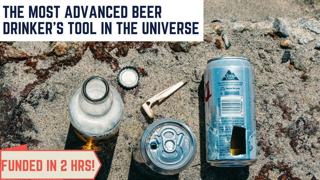 The Beer Spike - The Most Advanced Beer Drinkers Tool project video thumbnail