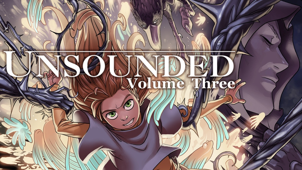 Unsounded Comic Volume 3 project video thumbnail