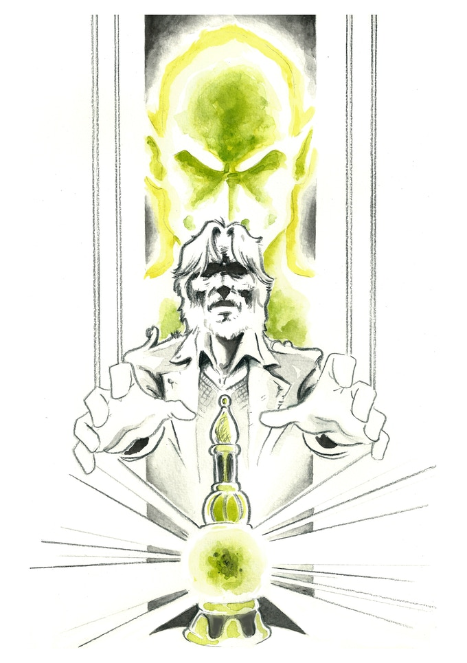 Keith Chan's A5 Print