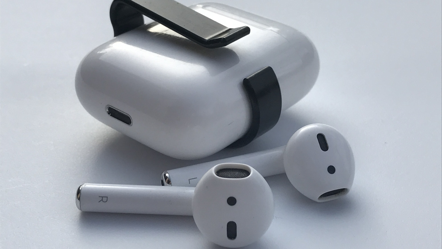 We have designed a billet aluminum clip for Apple AirPods that maintains the sleek minimalist look and feel that Apple has created.