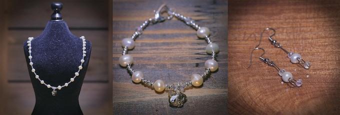 Necklace / Bracelet / Earrings