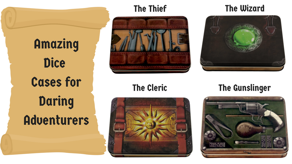 Amazing Dice Cases for Daring Adventurers project video thumbnail