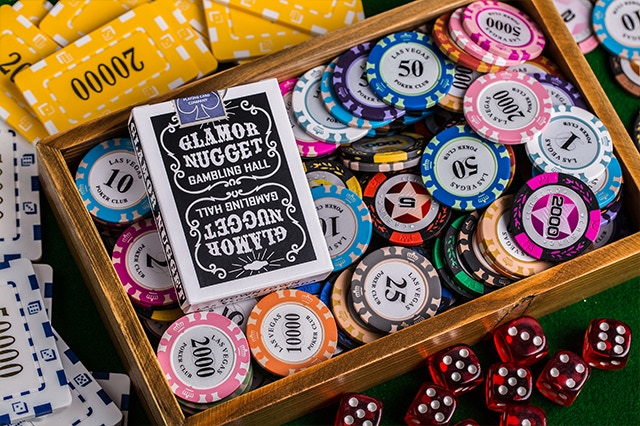 Four kings casino vip games