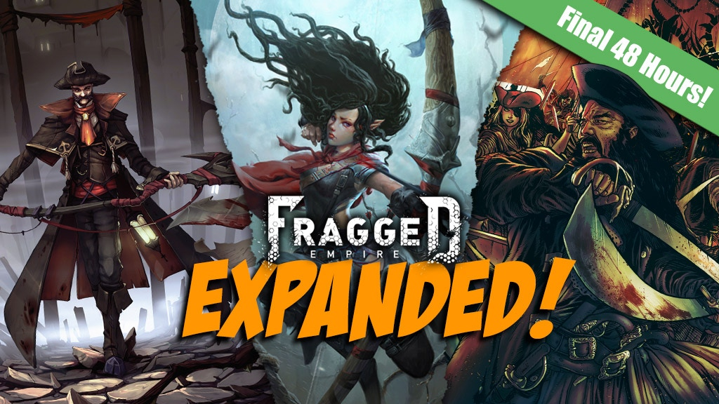 Fragged Empire RPG: Expanded. project video thumbnail