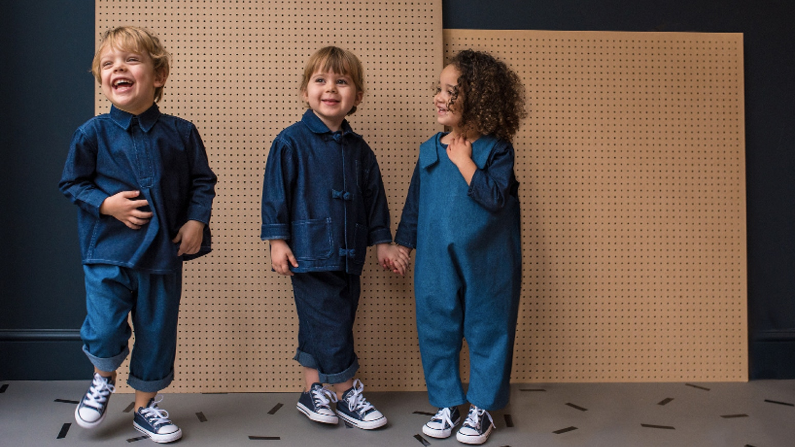 This new clothing brand for children aged two to six needs funding to help put the AW17 and future collections into production