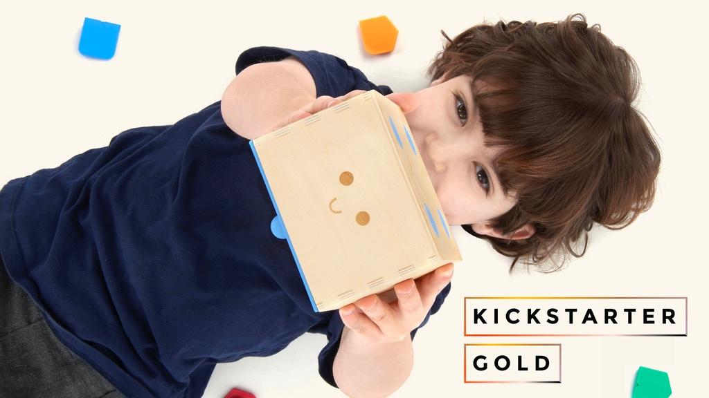 Cubetto - Coding without screens for kids aged 3 and up project video thumbnail