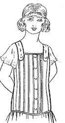 Maids corset