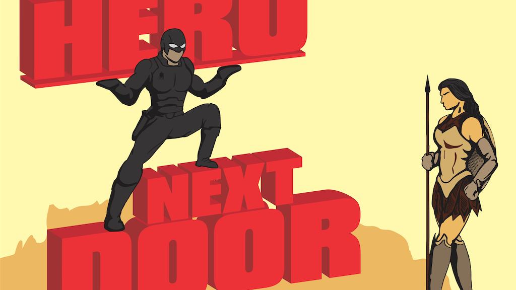 The Hero Next Door project video thumbnail