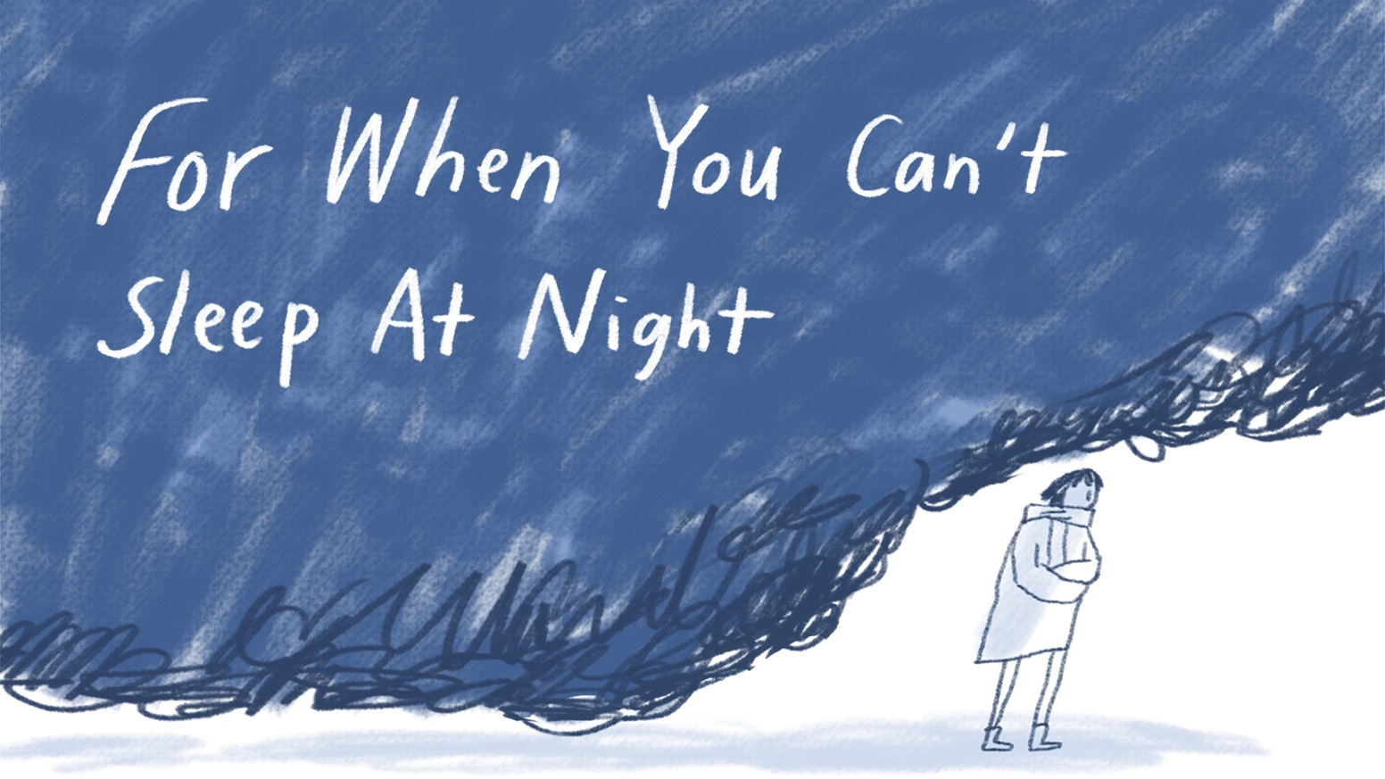 A collection of short comics about depression, emotional well-being, and the general anxieties and dejections of life.