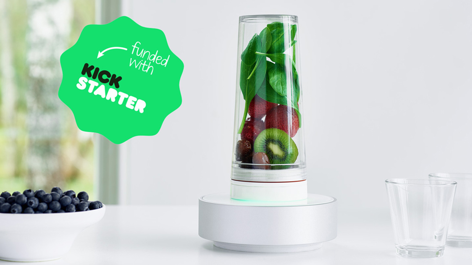 The World's smartest way to eat healthy. Millo is silent, convenient and stunning!
