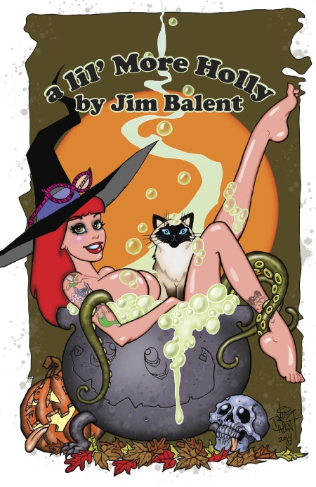 Lil' More Holly a storybook by Jim Balent