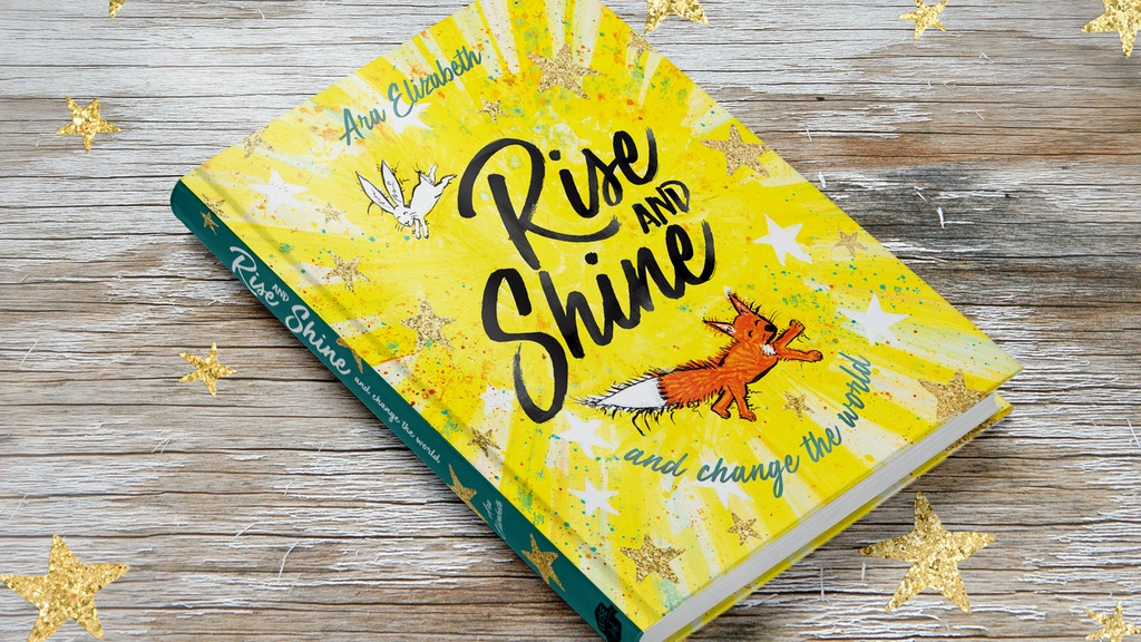 Rise and Shine - a children's book project video thumbnail