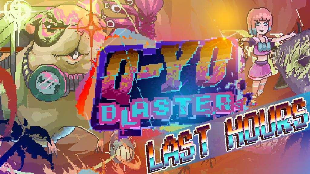 Q-YO BLASTER game project video thumbnail