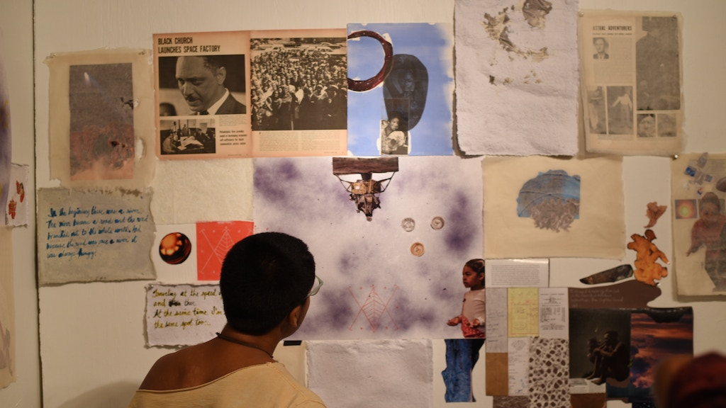 ECOLOGIES 2017 @ The Center for Afrofuturist Studies project video thumbnail