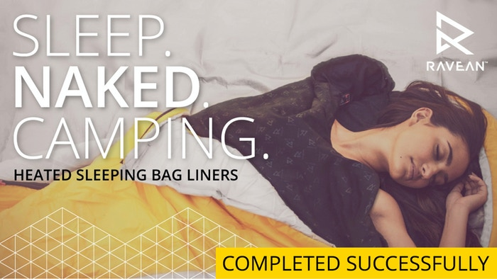 Sleep Naked Everywhere! Extra Features: Phone Charging, Water Resistant, Wearable, Packable, Washable, Awesomable!