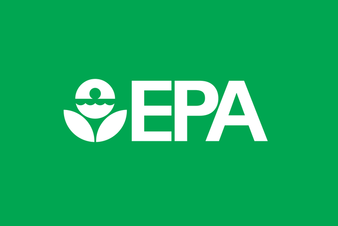 EPA logo, Designed by Steff Geissbühler, Partner at Chermayeff & Geismar Associates, 1977