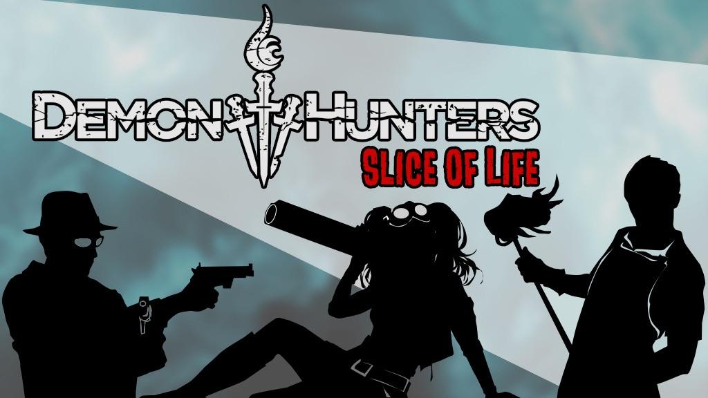 Demon Hunters: S O L  Webseries by Dead Gentlemen