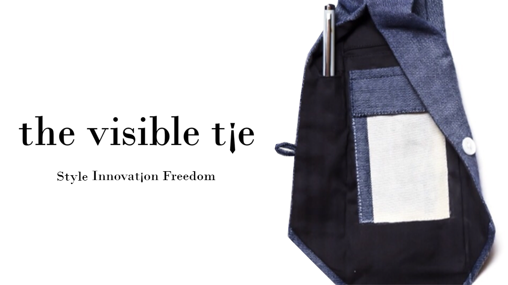 the visible tie: bringing freedom through style & innovation project video thumbnail