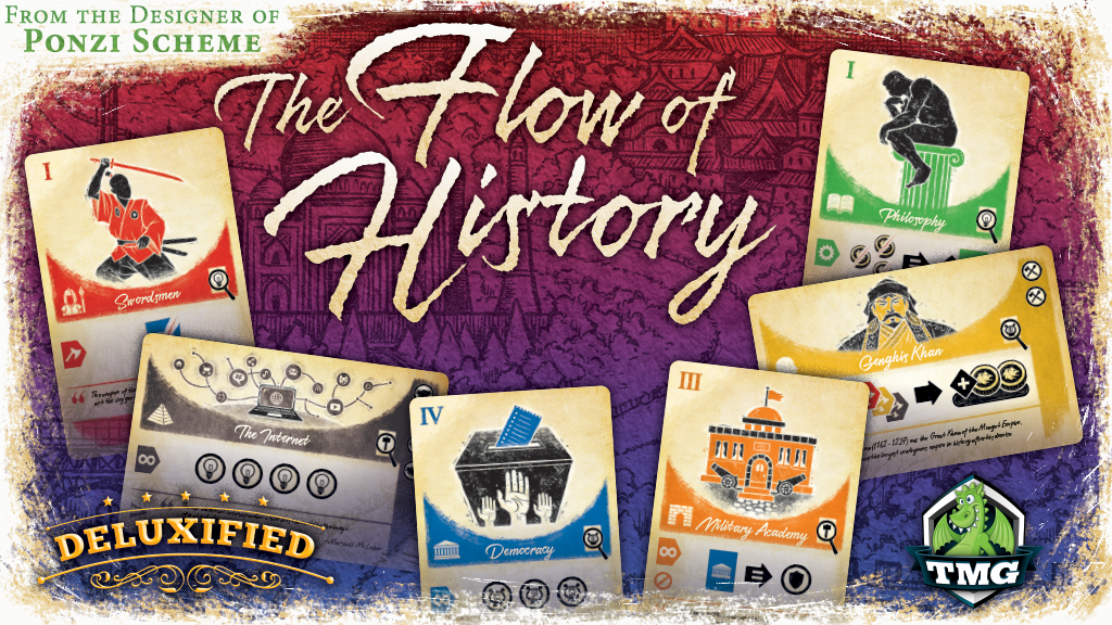 Flow of History - Deluxified™ and Updated project video thumbnail