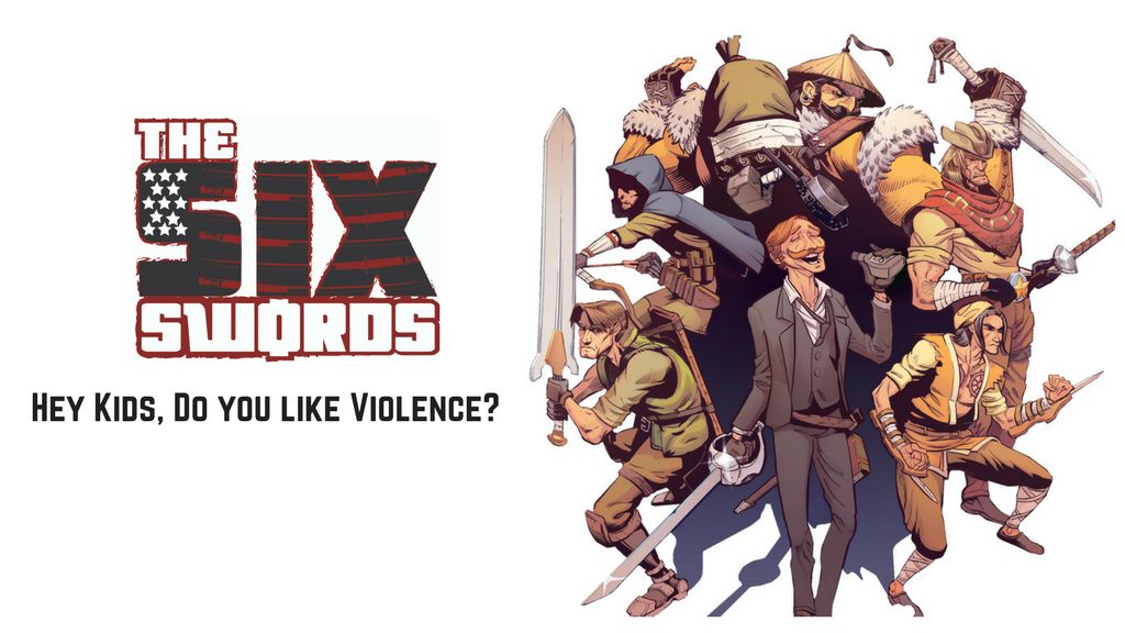 The Six Swords #1: Reinventing The Spaghetti Western Genre project video thumbnail