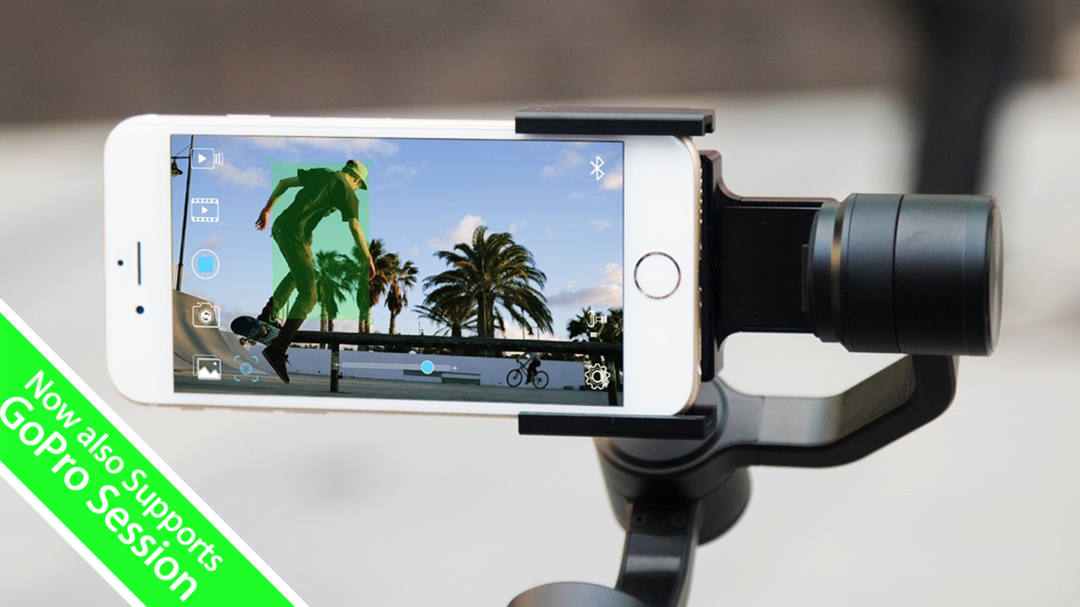 Smooth videos, auto-track, motion time-lapse, panorama, long-exposure & more...Capture Your Life With Rigiet