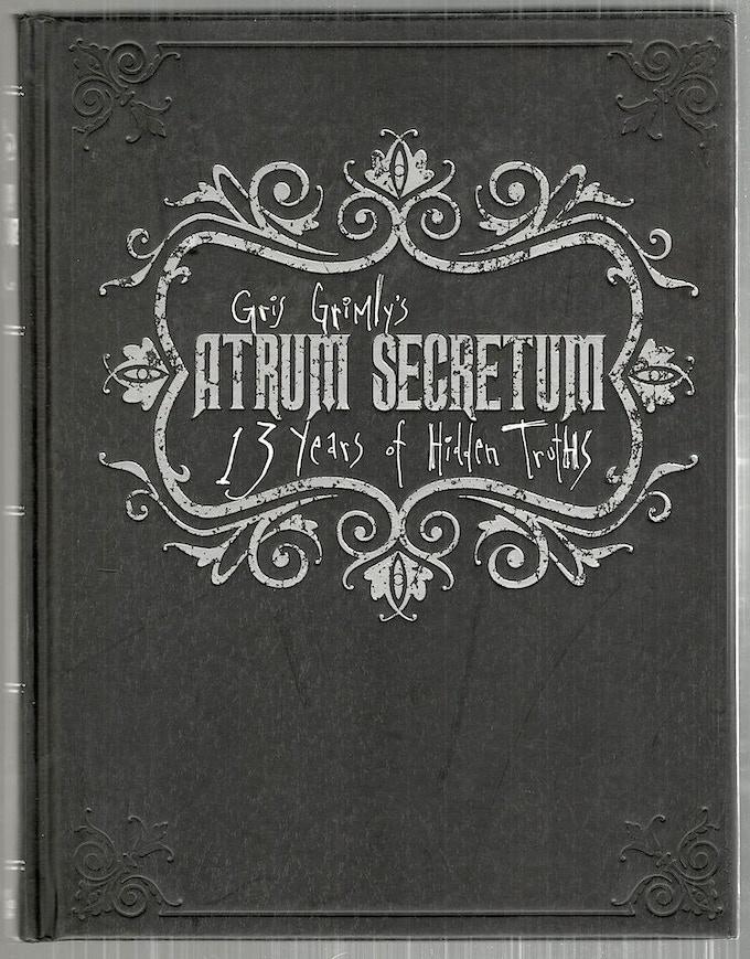 """Gris Grimly's """"Atrum Secretum"""""""