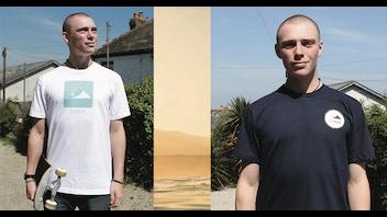 Cyan Clothing - New surf brand UK launch