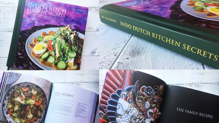 Indo dutch kitchen secrets by jeff keasberry kickstarter an inspiring full color hardcover cookbook about a unique culinary heritage told through forumfinder Choice Image