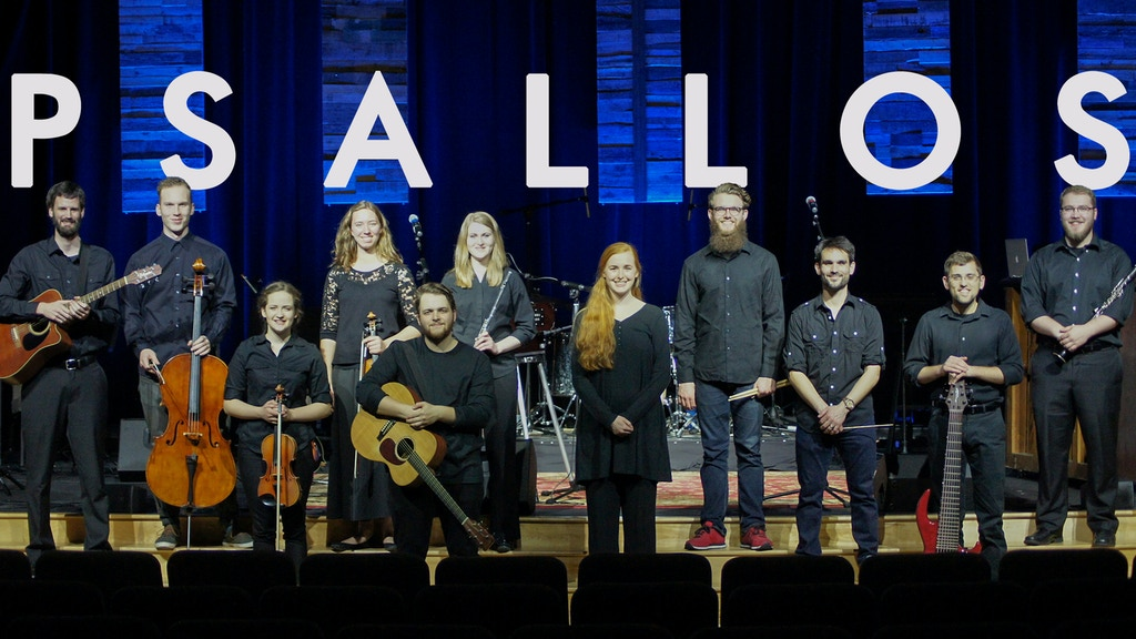 Psallos: The Hebrews Album project video thumbnail