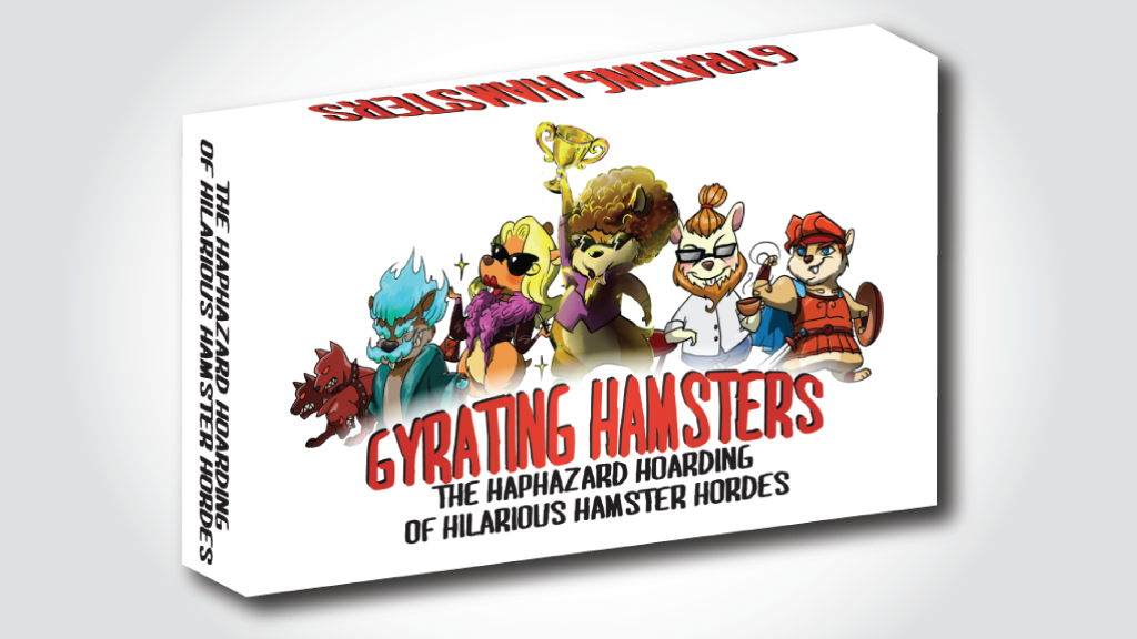 Gyrating Hamsters project video thumbnail