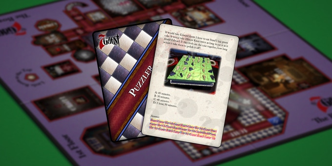 Puzzler Cards