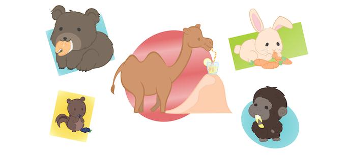 Sample Sticker Set
