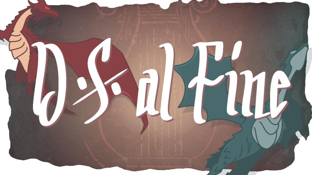D.S. al Fine Issue #1 project video thumbnail