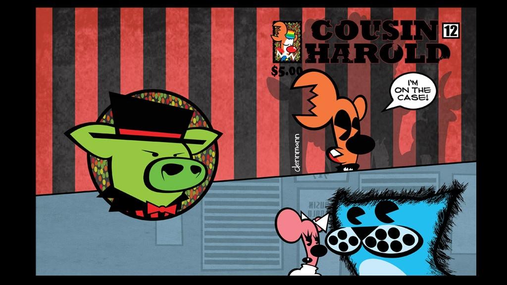 Cousin Harold 12 project video thumbnail