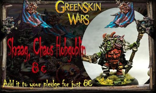 Skraag , Chaos Hobgoblin legend