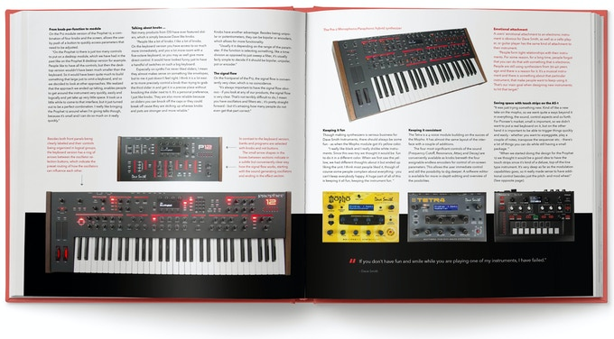 Synthesizers and modules