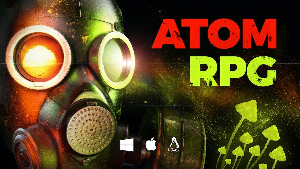 Miniature de la vidéo du projet ATOM RPG