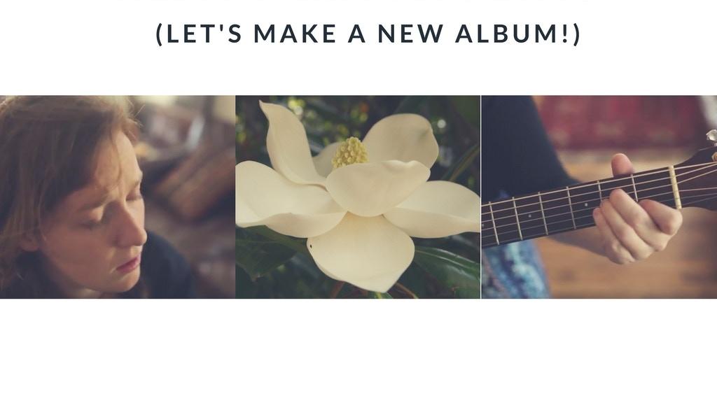 Bring Hannah Kaminer's new album 'Heavy Magnolias' to life! project video thumbnail