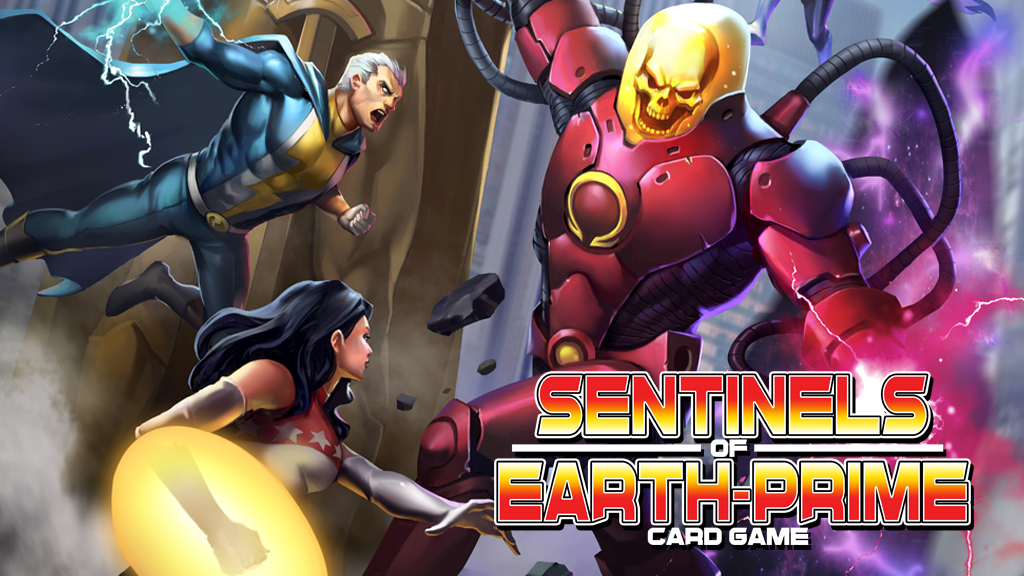 Sentinels of Earth-Prime project video thumbnail