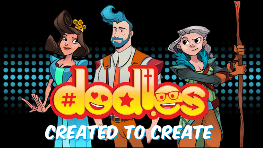 dodles - Animation made Simple with Collaboration project video thumbnail