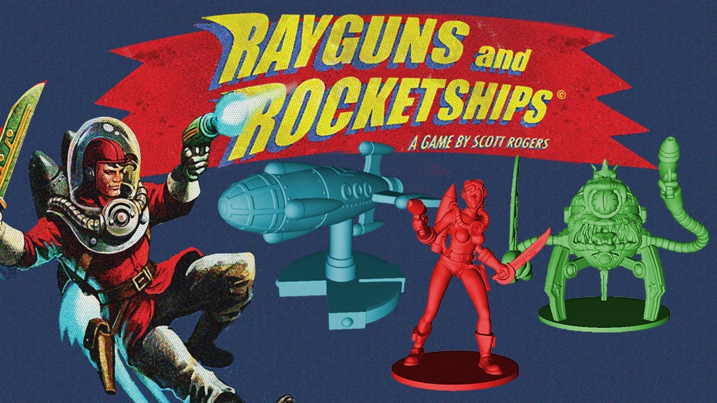 Rayguns & Rocketships project video thumbnail