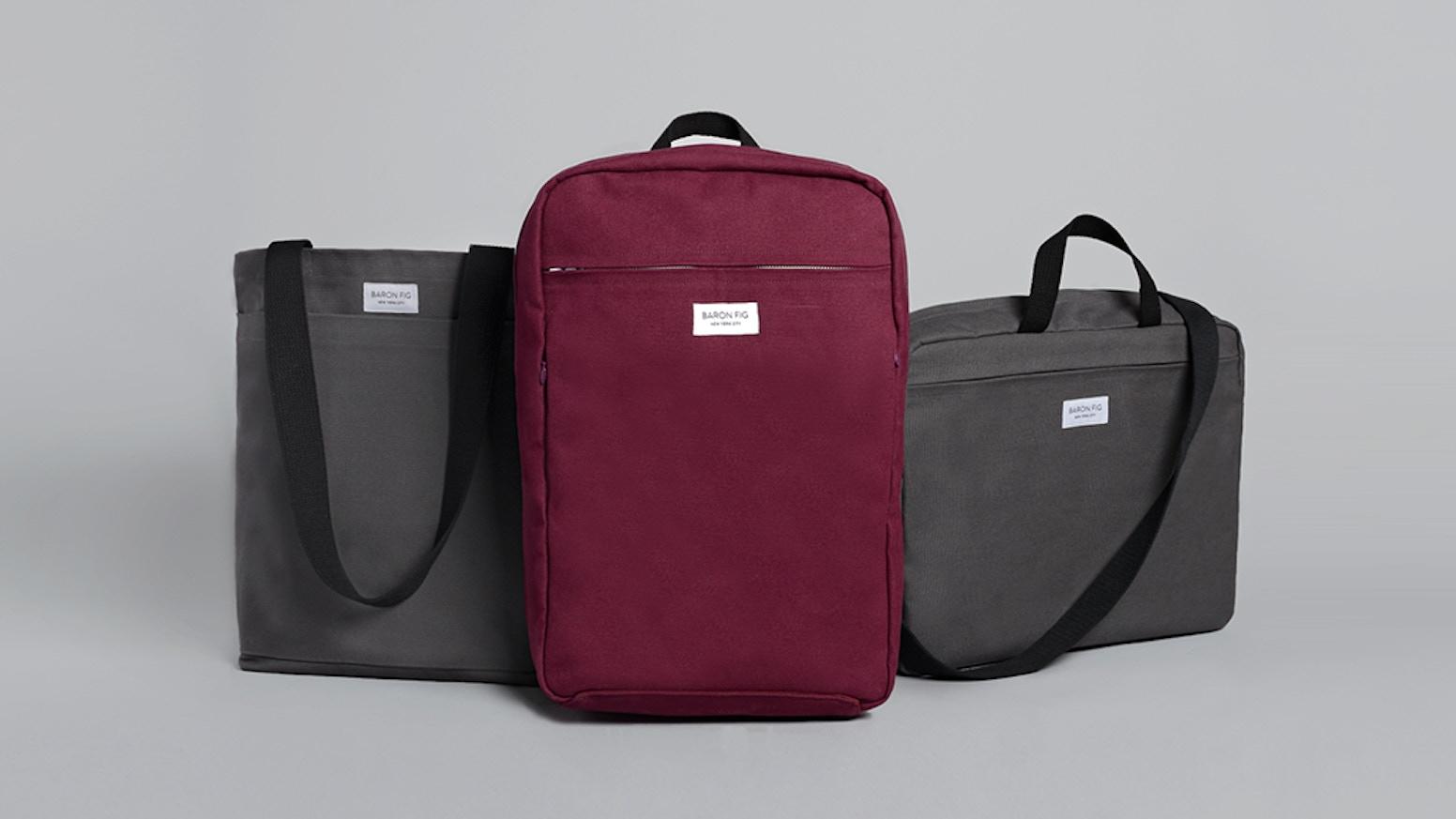 2eec82827495 Baron Fig  Minimal Backpack