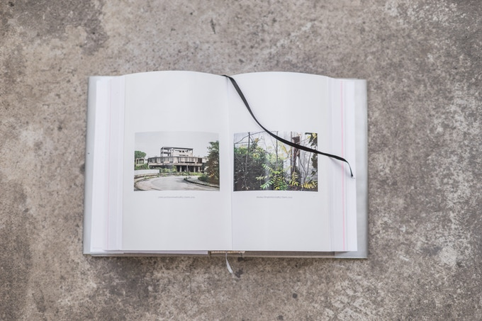 Mock-up of the Book - Photo Catalog
