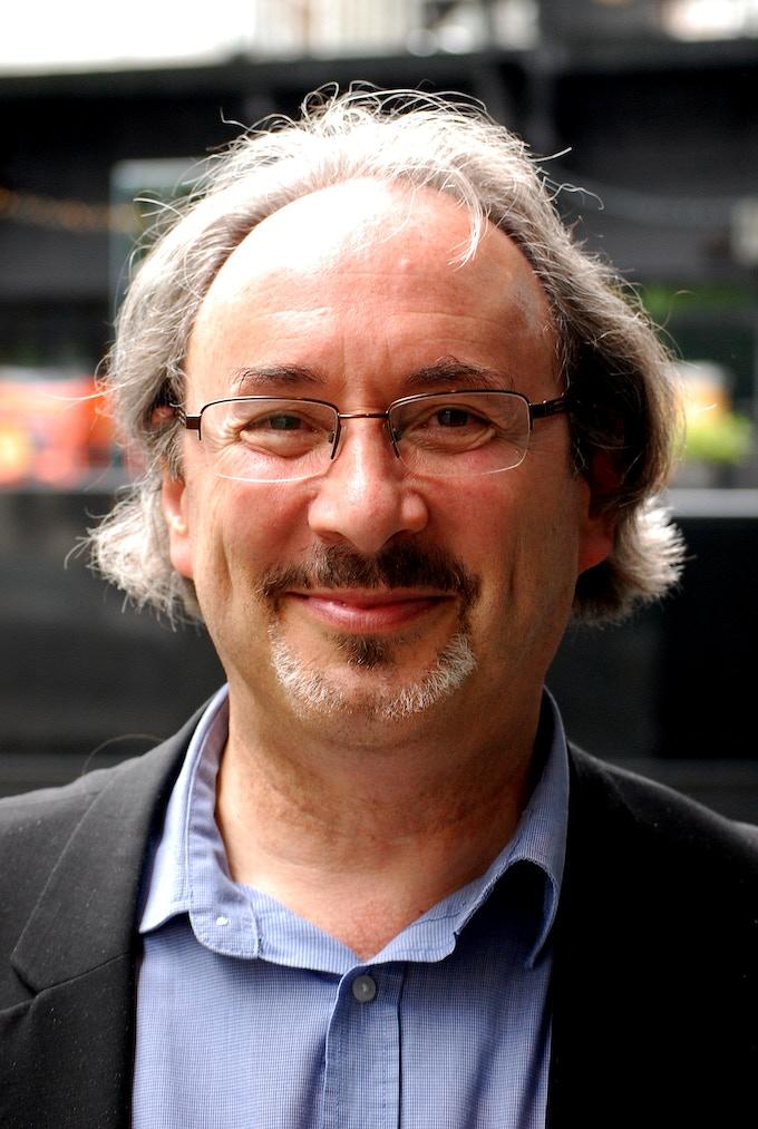 Giles Croft-Dramaturg & Workshop Facilitator